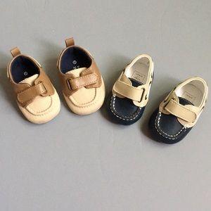 ❗️BOGO❗️ NWOT 2 pair boat shoes